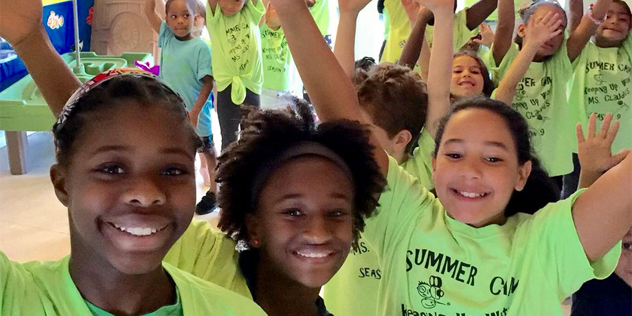 Ms. Claudia's Village Academy Summer Camp